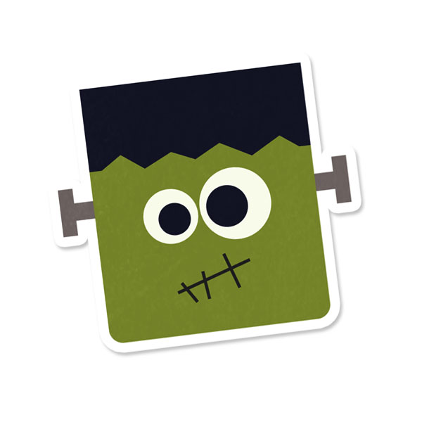 Cute Baby Frankenstein Clipart Images & Pictures - Becuo