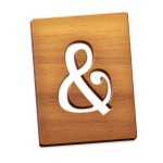 Wooden And Symbol