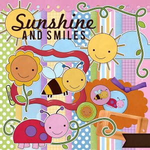 Sunshine & Smiles Scrapbooking Kit