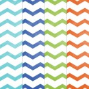 Large Chevron Paper Pack
