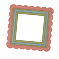 Stack-able Digital Scrapbooking Frames